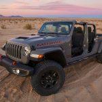 Jeep Gladiator Mojave sans porte