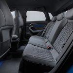 Audi A3 2021 places arrière