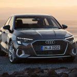 Audi A3 Sedan 2021 face avant