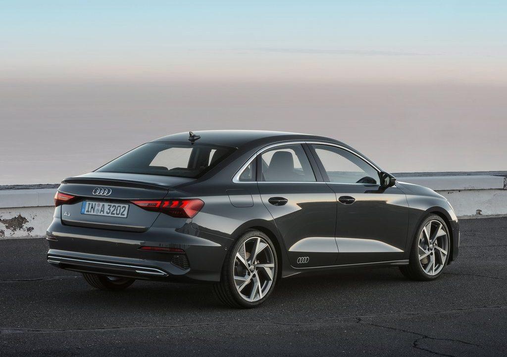 Audi A3 Sedan 2020 feux arrière