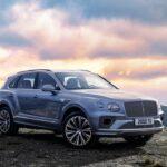 Bentley Bentayga 2021 led avant