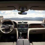 habitacle Bentley Bentayga 2021