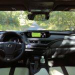Lexus UX 250h 2WD F SPORT Executive tableau de bord