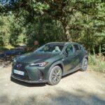 Lexus UX 250h 2WD F SPORT Executive 3/4 avant