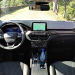 planche de bord Ford Kuga PHEV 2021