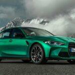 nouvelle BMW M3 2021