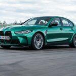 BMW M3 2021 photo officielle