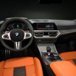 BMW M3 2021 planche de bord