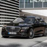 Mercedes Classe S 2021 face avant