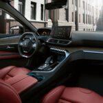 Peugeot 3008 2021 planche de bord