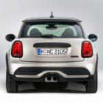 arrière Mini Cooper 2022 3 portes
