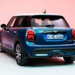 Mini Cooper 2022 5 portes arrière