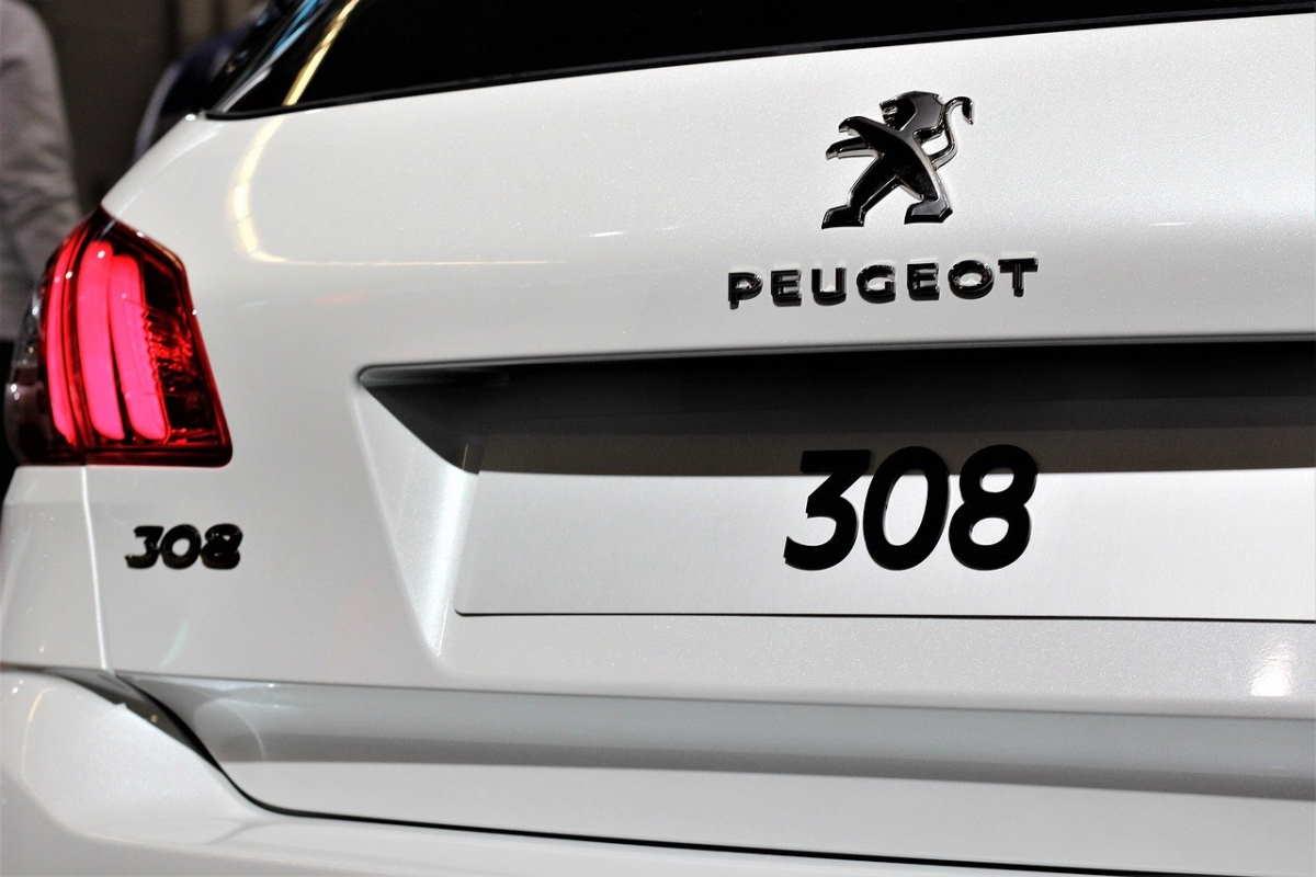 Problème démarrage Peugeot 308
