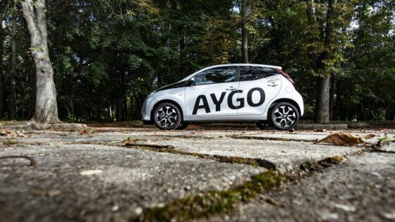 Perte de vitesse Toyota Aygo