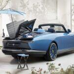 Rolls-Royce Boat Tail coffre pique-nique